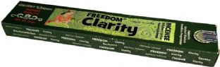AW Freedom Incense Sticks: Clarity (Lime)